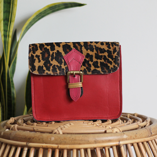 Multicolor Sakina Bag