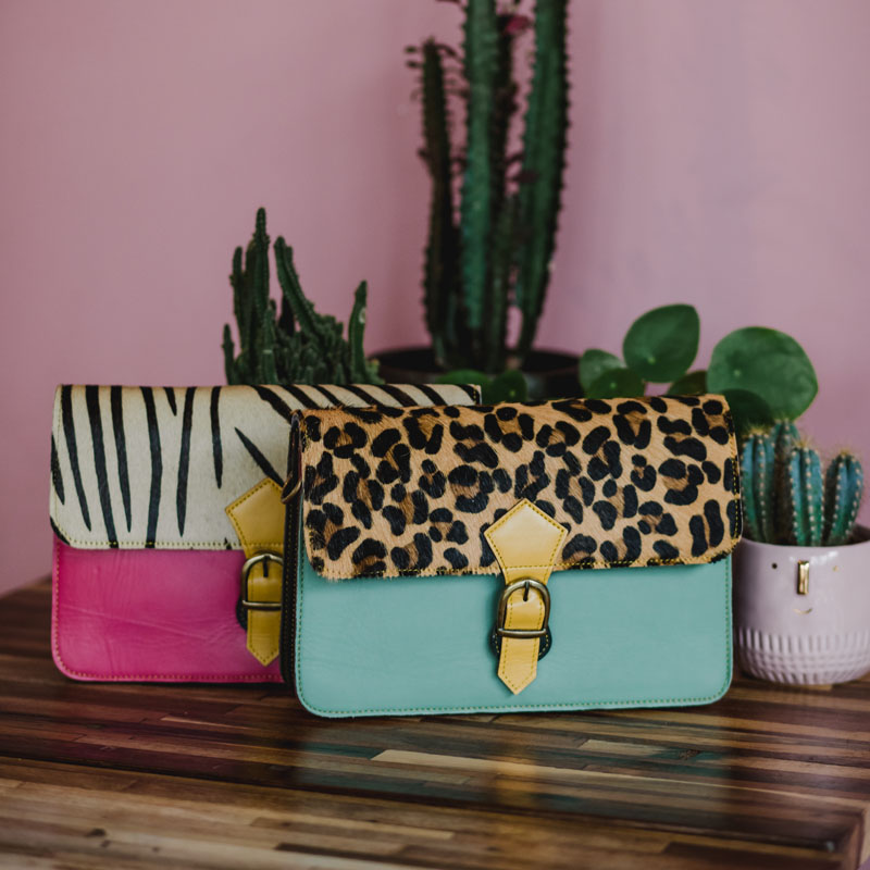 Animal Maya Bags