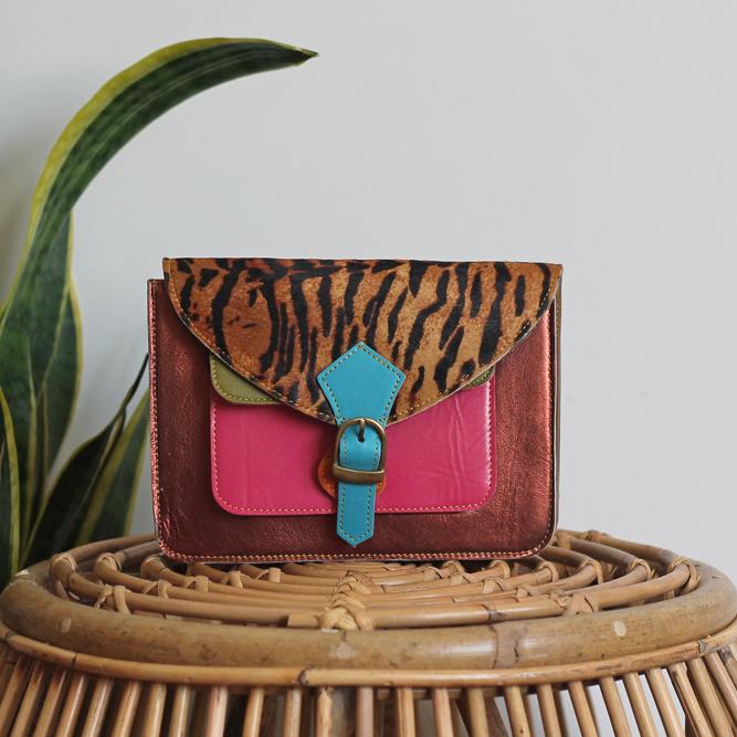 Multicolor Mira Bag
