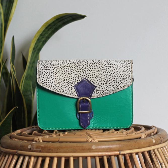 Multicolor Kali Bag