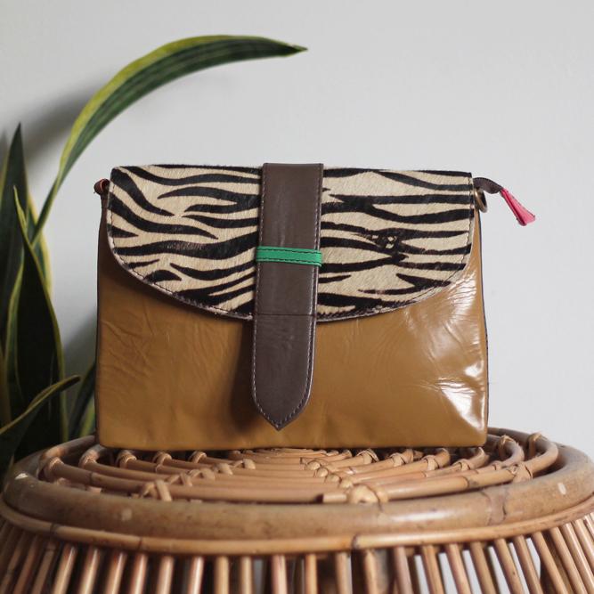Multicolor Malini Bag
